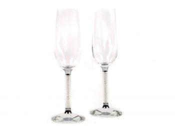 verre champagne mariage oriental