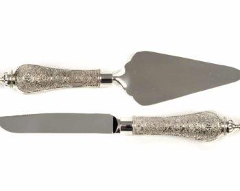 couteau pelle piece montée