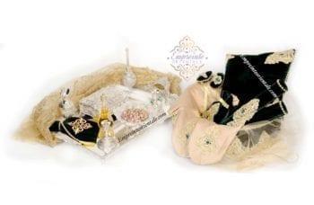 corbeille henna et plateau henne