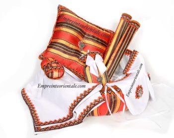 corbeille henna kabyle pour mariage