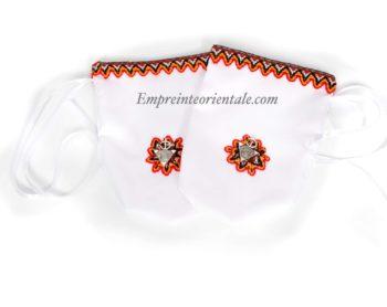 gants bijoux kabyle henna