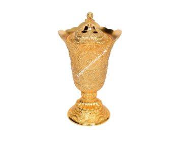encensoir doré moyen