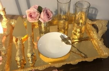 service set piece monte dore mariage