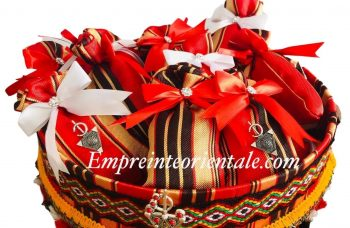 Panier tamis cadeaux kabyle